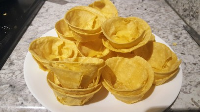 Tortilla Cups