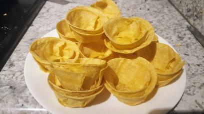 Tortilla Cups